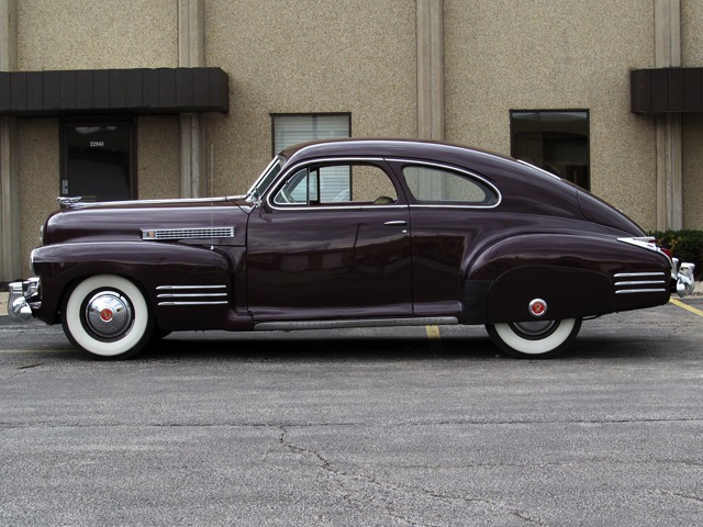 1941 cadillac series 61 sedanette 111006 for 1949 cadillac fastback series 61 2 door