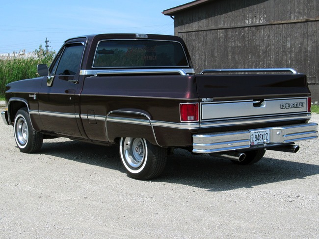Hershey Car Show >> 1986 Chevrolet C10 Pickup - 111022