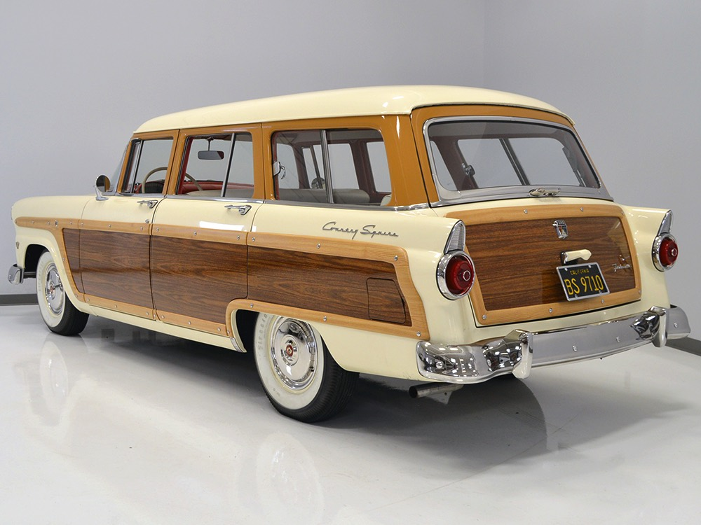1955 Ford Country Squire Station Wagon - 111036