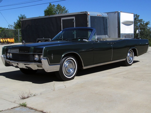 1966 lincoln continental convertible 111047. Black Bedroom Furniture Sets. Home Design Ideas