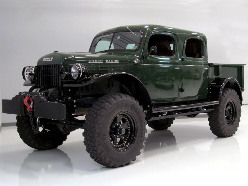 1940'S Dodge Power Wagon For Sale >> 1947 Dodge Power Wagon 111090