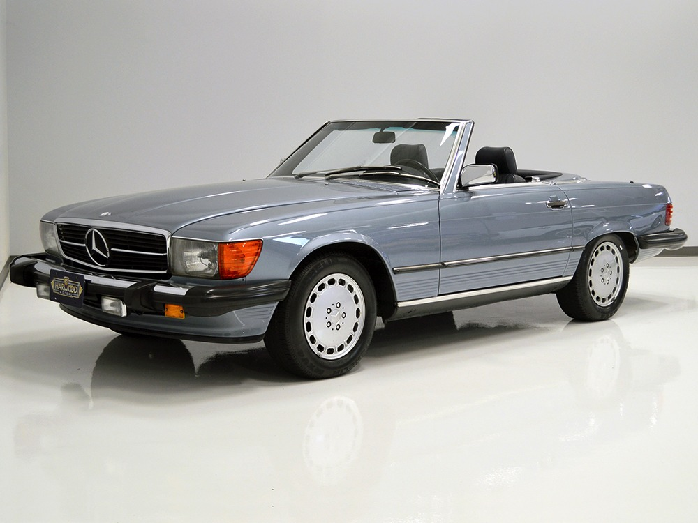 1988 mercedes benz 560sl 111092 for 1988 mercedes benz