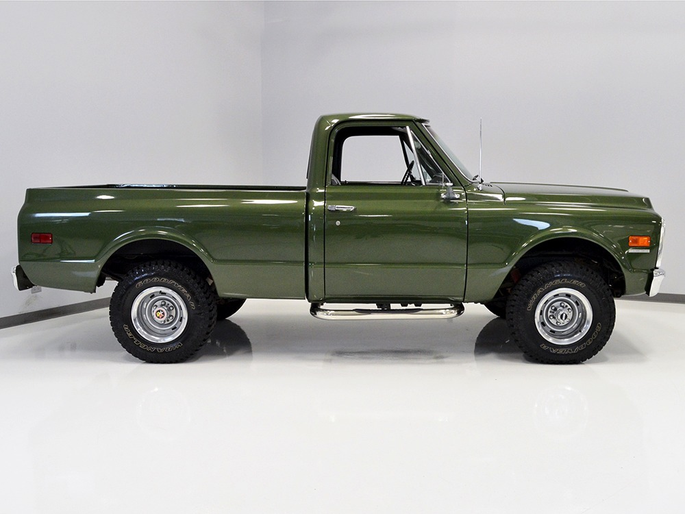 Harwood Motors :: 1970 Chevrolet K10 4x4 Pickup - SOLD