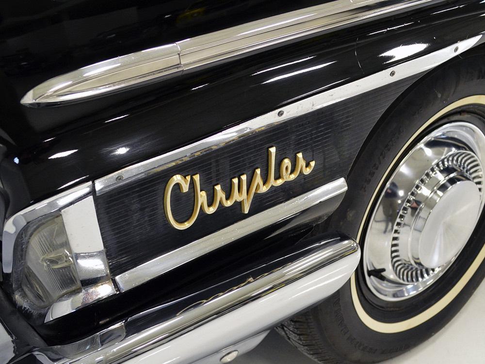 Harwood Motors 1962 Chrysler Newport Sold