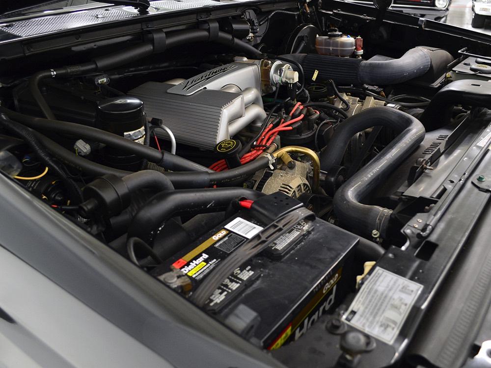 on 1994 Ford Lightning Transmission Information