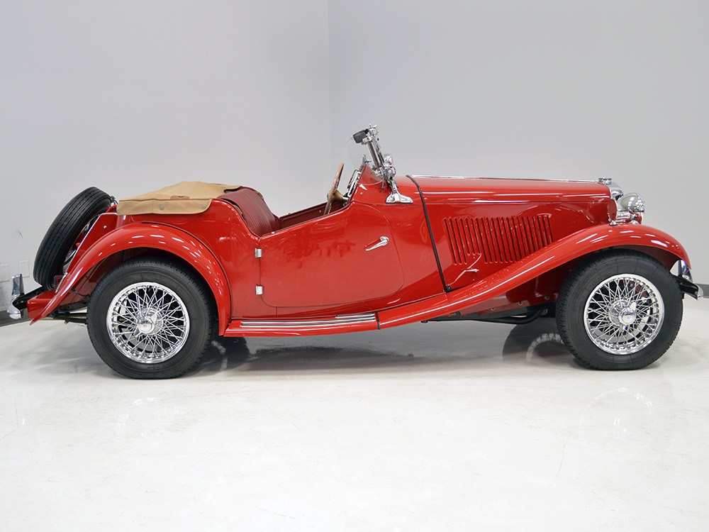 harwood motors 1950 mg td sold rh harwoodmotors com MG TD Kit Car MG TD Engine