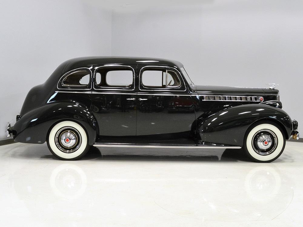 on 1937 Ford 4 Door Sedan