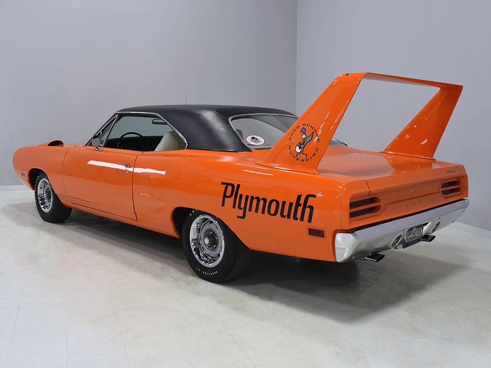 harwood motors 1970 plymouth road runner superbird sold rh harwoodmotors com