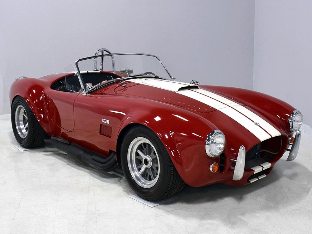 Harwood Motors 1965 Shelby Contemporary Cobra Sold
