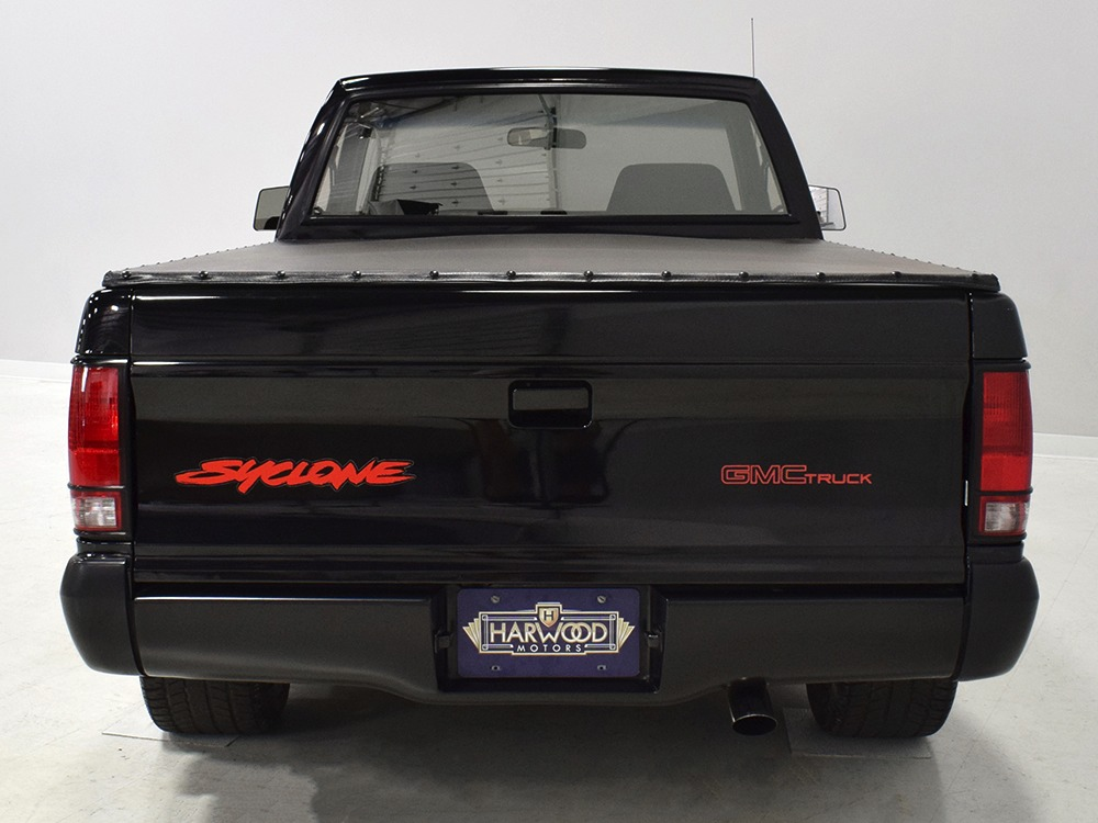 Harwood Motors :: 1991 GMC Syclone - SOLD