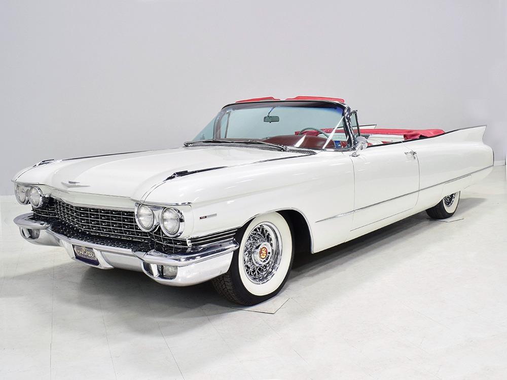 1960年 キャデラック シリーズ 62 コンバーチブル