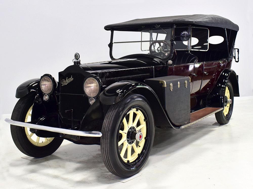 1918年  パッカード 3-35 ツインシックス 7人乗りツーリング