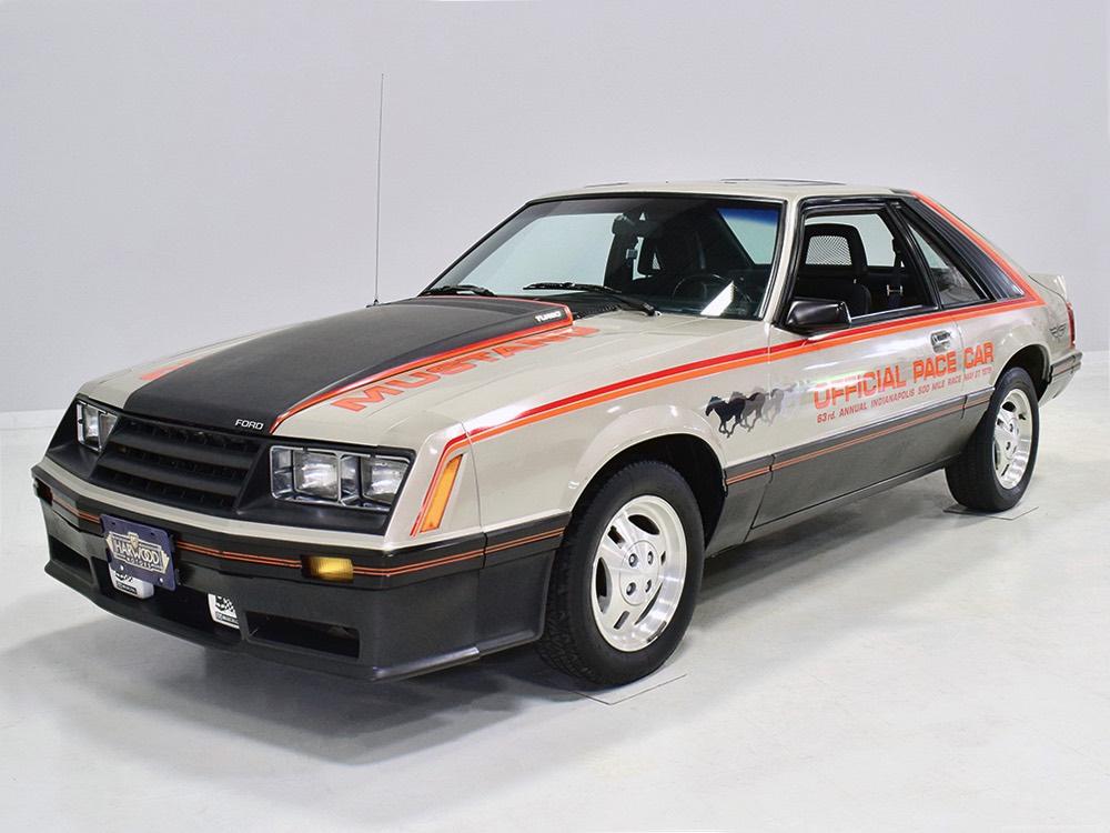 1979年 フォード マスタング ペースカー