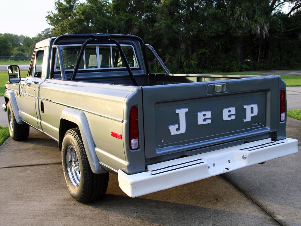 Harwood Motors 1978 Jeep J10 Pickup Levi S Edition Sold